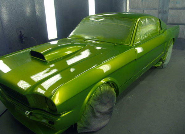 Car Paint Job Estimate >> Candy-paint-job-on-a-1965-Ford-Mustang