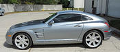 Chrysler (Mercedes) Crossfire - IN PROGRESS