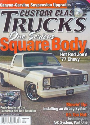 Truck For Rent >> Magazines we've made! | Motorcycle custom painting ...