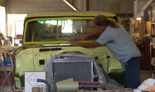 08 windshield