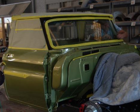 09 windshield