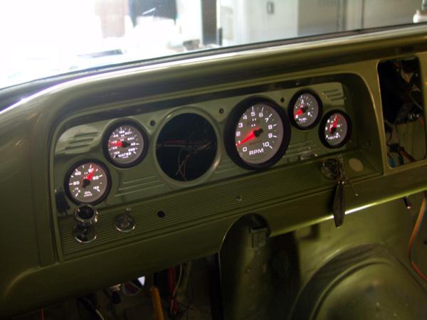 20 lighted gauges