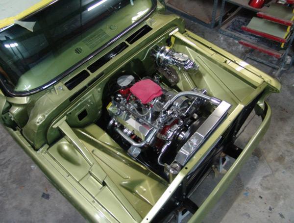 1966 C 10 Build May Updates