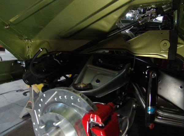 16 steering shaft