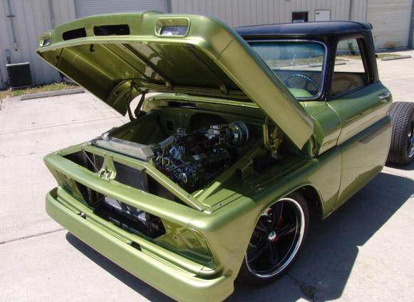 54 bumper install