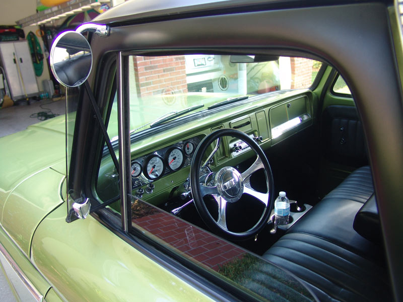 30 interior drivers side