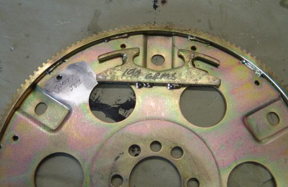 07 flywheel balanced