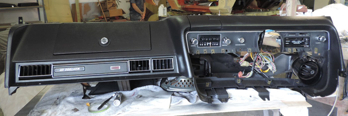 05 dash before install