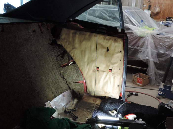 09 040914 inner liner installed