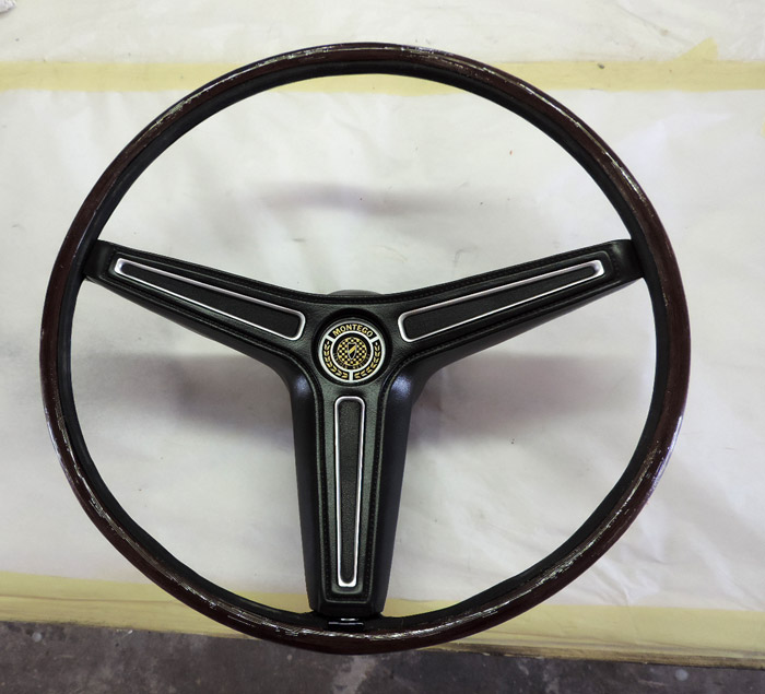 20 rimblow steering wheel