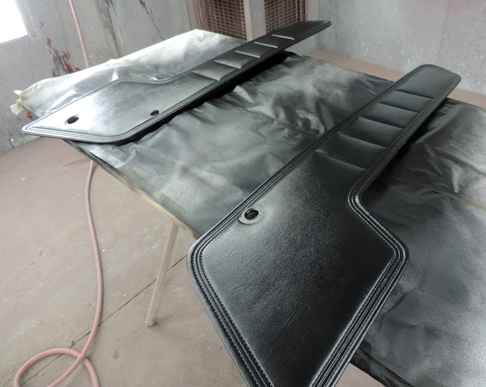 24 door panels dyed