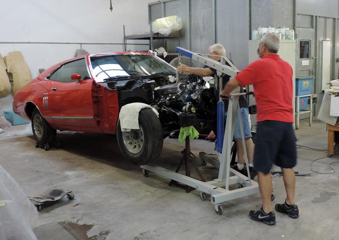 04 lifting motor
