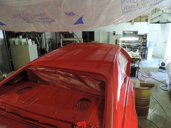 19g rear deck