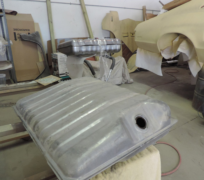 both gas tanks