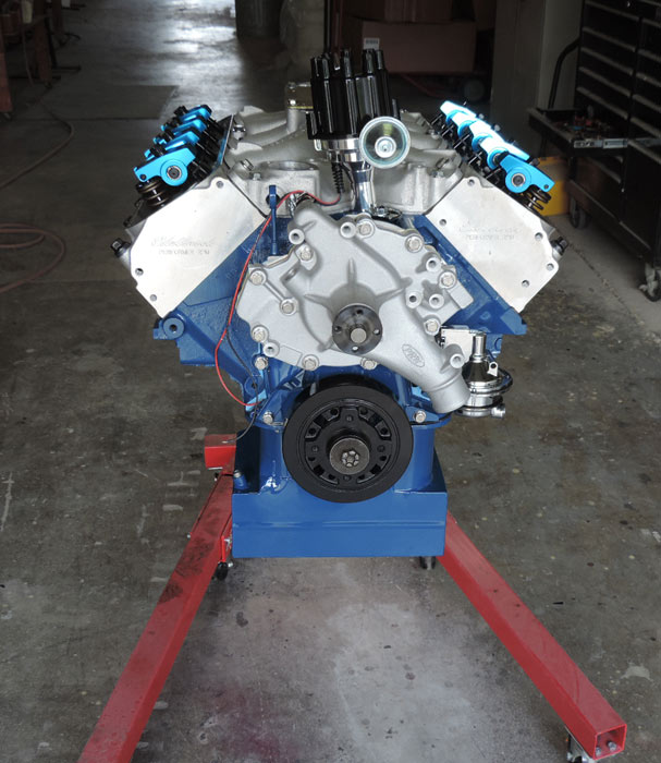 03 motor unveiled