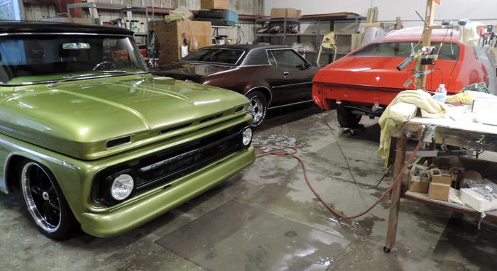 farrell car lot