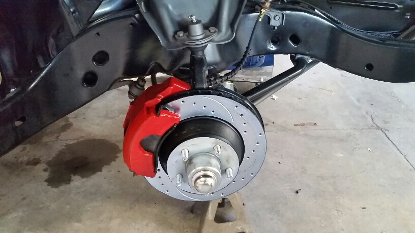 first drive brakes04