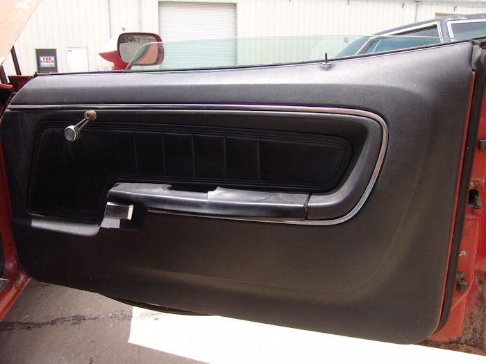 12 right door panel