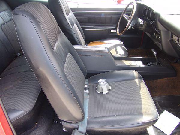 18 passenger seat