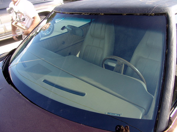 new windshield installed2