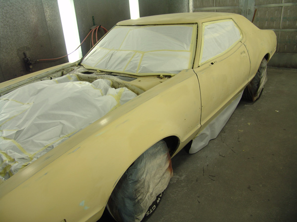 12 01 car prepped for paint