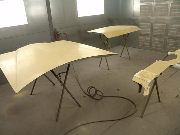 12 01 hood decklid prep for paint
