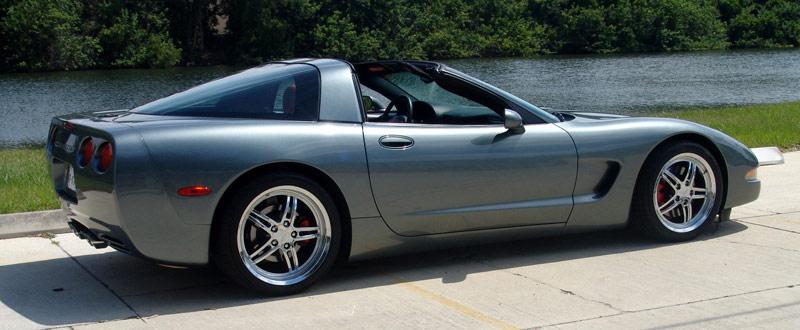 2004 corvette coupe