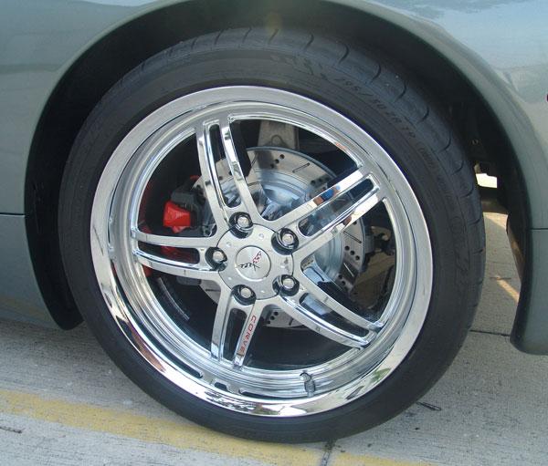 rotor rear