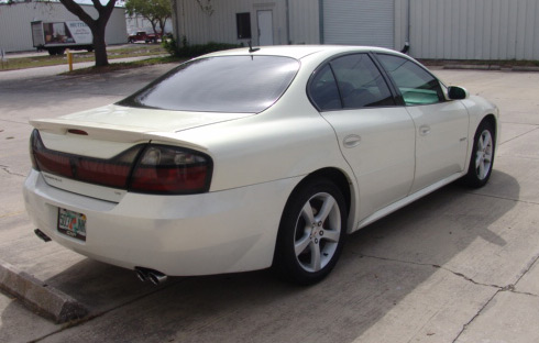Car Is Located In The Tampa Florida Area