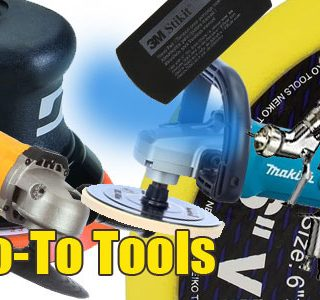 My favorite auto body tools