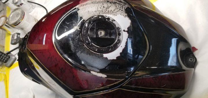 Fuel Spill Repair