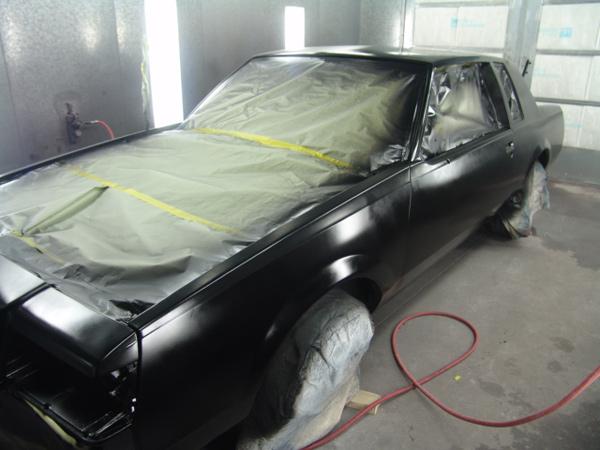 01 black sealer