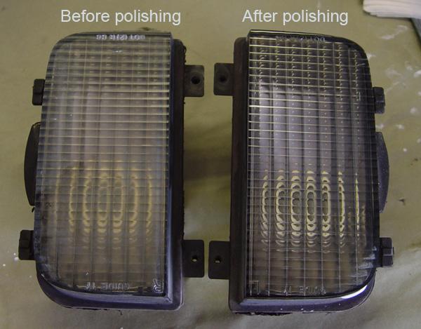 polish lights