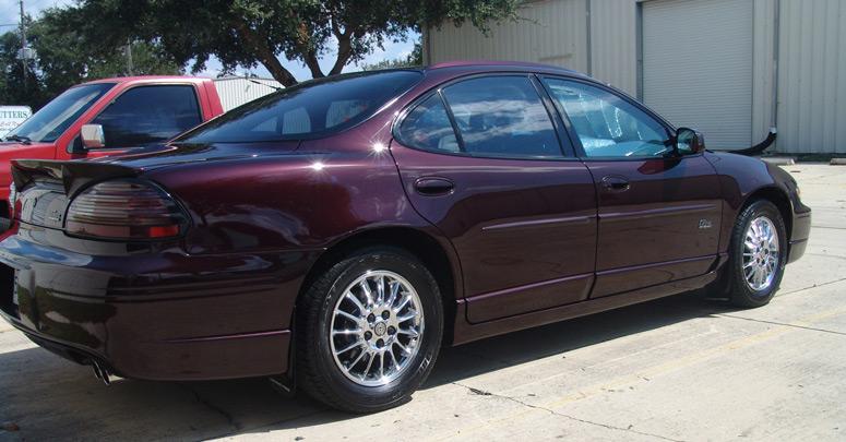 2002 Pontiac Grand Prix 4dr Sedan Se 3 1l V6 Automatic Seat After 2 495 00